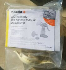 New Medela Wic Harmony One-handed Manual Breast Pump, Sealed package
