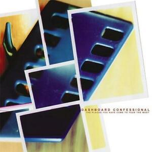 """Dashboard Confessional """"The Places You Have Come To Fear The Most"""" LP"""