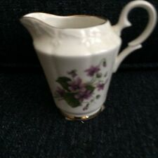 Canadian Classic Fine Bone China Miniature Creamer