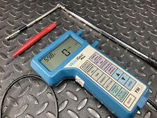 Tsi Model 8384a Velocicalc Plus Air Meter