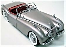 1 JAGUAR RACE SPORT COCHE 18 VINTAGE 1940s Exótico 43 Concepto 24 Carousel PLATA