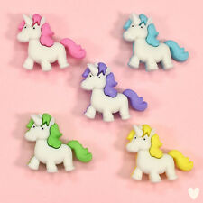 DRESS IT UP Buttons Fantasy Unicorns 10410 - My Little Pony Fairies Princess