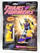 Transformers Original 1992 G2 Constructicon Mixmaster MOSC for Devastator