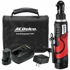 """AC Delco 7.2 voltios 1/4""""dr Inalámbrico Llave de Trinquete compacto potencia máxima de 37Nm ARW804"""