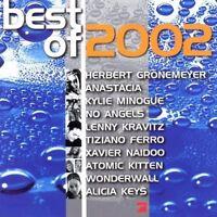 Cd   Best of 2002 von Various (2002) - Doppel-CD