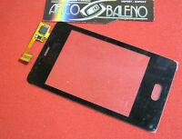 VETRO +TOUCH SCREEN per NOKIA ASHA 501 DISPLAY LCD VETRINO NEW+ INVIO TRACCIATO
