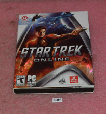 Star Trek Online Game Atari PC DVD-ROM.