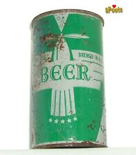 1940's IRTP PROPELLER WWII AIRPLANE BEER CAN SEATTLE BREWING+MALTING WASHINGTON