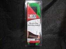 NEW BOHNING LARGE SLIP- ON NEON GREEN NYLON/SPANDEX ARMGUARD $9.99 DISCOUNTED