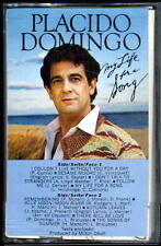 Placido Domingo~My Life For A Song~Cassette~MINT CONDITION~Fast 1st Class Mail