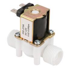 Water Valve 1/2 Solenoid Valve Solenoid Valve Switch for Water Dispenser