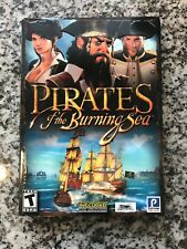 Tested Video Game - Pirates of the Burning Sea (PC, 2008) - Free Ship