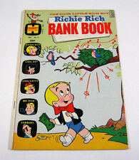 Richie Rich Bank Book #3 Bronze Age FN/VF LITTLE DOT/LOTTA HARVEY COMICS 1973