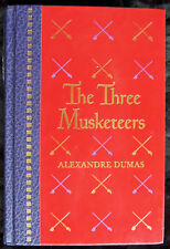 """""""The Three Musketeers"""" Alexandre Dumas Reader's Digest Copy Hardcover Classic"""