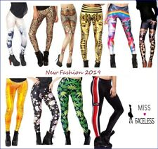 Sexy Women's 3D Graphic Printed Stretchy Leggings [Pant / Yoga / Gym / Funky]