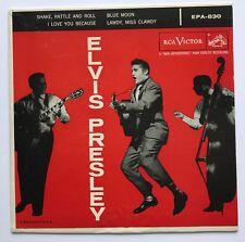 ELVIS PRESLEY-ORIGINAL USA EP EPA 830-MINT MINUS