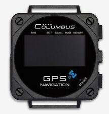 Columbus V-1000 GPS Data Logger (with Barometric & Temperature logging features)