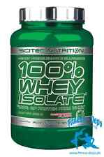 Scitec Nutrition 100 Whey Isolate - 700g Himbeer