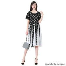 Chiffon A-Line Dresses Size Plus for Women