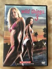 DVD Erotikfilm Wild Things 3