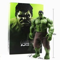 Huge Size 42CM 16inch Hulk Marvel Figure Avengers Action Legends Super Hero Toy