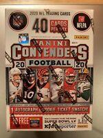 2020 Panini Contenders NFL Football Blaster Box!!SEALED!! 🔥🔥🔥 Retail