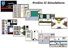 LogixPro 500 - RS Logix 500 Training NEW CD/Key Edition & Simulation Solutions