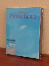Forrest Gump BluRay Steelbook Lenticular Limited Edition HDZeta Silver Label NEW