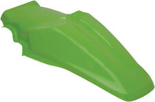 ACERBIS REAR FENDER (GREEN) Fits: Kawasaki KX85,KX100,KX80,KX80 Big Wheel Suzuki