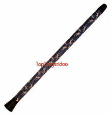 "130cm51"" Long PVC Didgeridoo, Easy To Play, Loud Sound, Beautiful Modern Design"