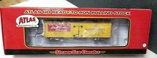 Wescott Winks Railroad 36' wood reefer 1047 Atlas Masterline 3990