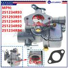 New 251234R91 Carburetor Assy For Farmall IH Tractor Cub LoBoy 154 Cub 251234R92