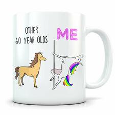 Funny 60th Birthday Gift 60th Birthday Mug 60 Year Old Birthday Gifts Happy 60th