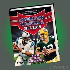American Football NFL 2019 Buch