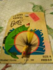 Betts Trim Gim Size 8 Fly topwater ,909-8-9