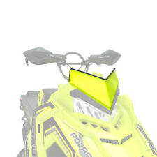 Polaris Snowmobiles Low Windshield - Lime Squeeze