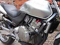 R&G RACING  Crash Protector - Honda CB250 Hornet  **BLACK**