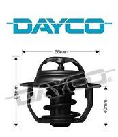 DAYCO Thermostat for SUBARU IMPREZA WRX & STI EJ20 DOHC TURBO GC8 GF 94-00