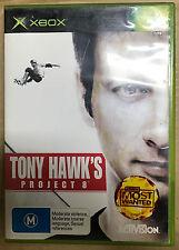 Tony Hawk's Project 8 (Microsoft Xbox, 2006)
