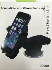 iOttie Universal Car Mount Phone Holder,fits IPhone X 8 7/Plus/6,Galaxy S6/S7/S8