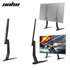 NEW Universal Flat Screen Table Top TV Mount Stand LCD LED Plasma Base Pedestal