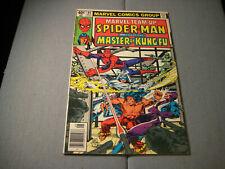 Marvel Team-Up #84 Spider-Man And Master of Kung Fu (Marvel, 1979)