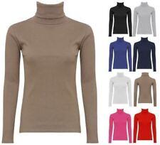 Camisas y tops de mujer de manga larga Polo 100% algodón