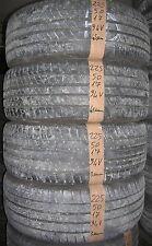 225 50 17 94V  4 pneumatici MICHELIN Primacy HP estivi usati