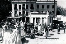 TANGER c. 1950 - Rue Marchands - Maroc M10