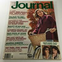 VTG Journal Magazine: October 1977 - Jackie Bisset / Agatha Christie Topics