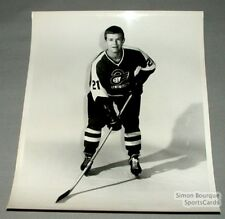 AHL Late-60's Quebec Aces Terry Ball Photo
