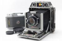 [N MINT] Topcon Horseman 970 + Pro Topcor 105mm f/3.5 + Film Holder from Japan