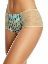 Synthetic Floral Mid Rise Knickers for Women