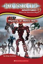 Mystery of Metru Nui (Bionicle Adventures #1)
